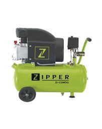 Compresor de aire de 1,5 Kw y 50 litros | Compresores con ruedas