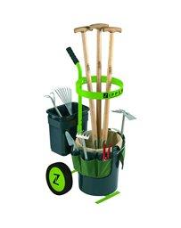 Carrito para herramientas de jardín Zipper UVGW1