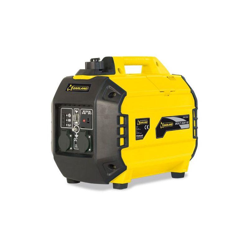 generador inverter 4t 2kva garland bolt 825 iq