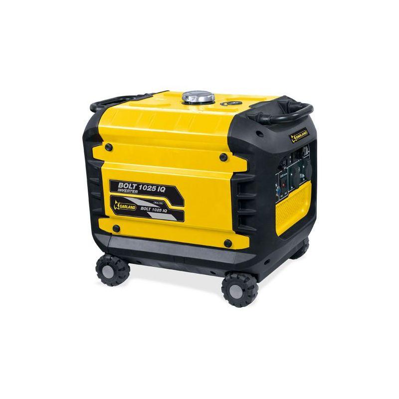 Generador inverter 4t 3kva garland bolt 1025 iq - Generador electrico precios ...