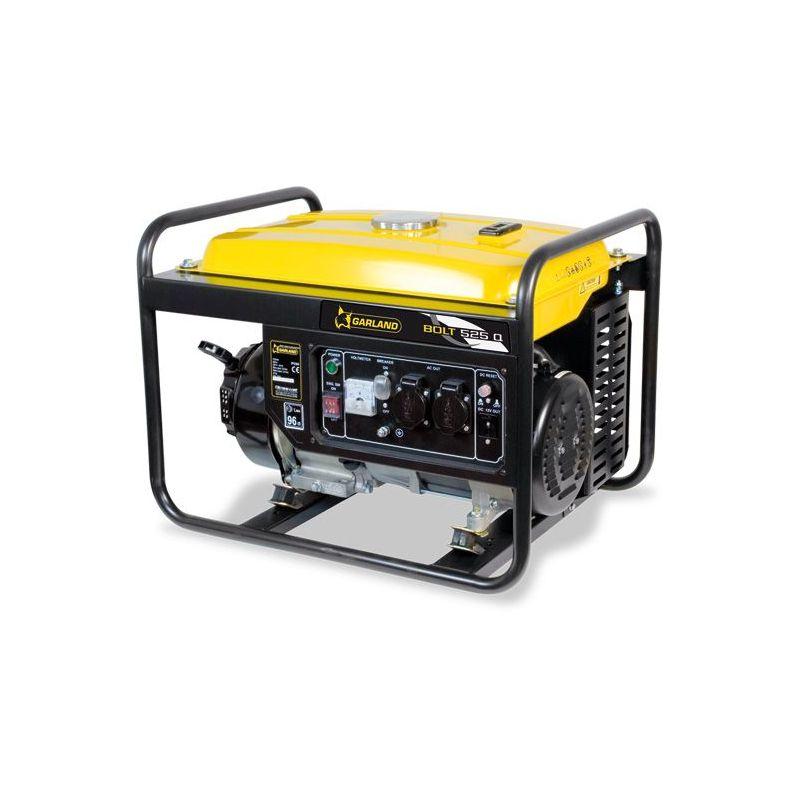 Generador gasolina 3 0 kva garland bolt 525 q - Generador electrico gasolina ...