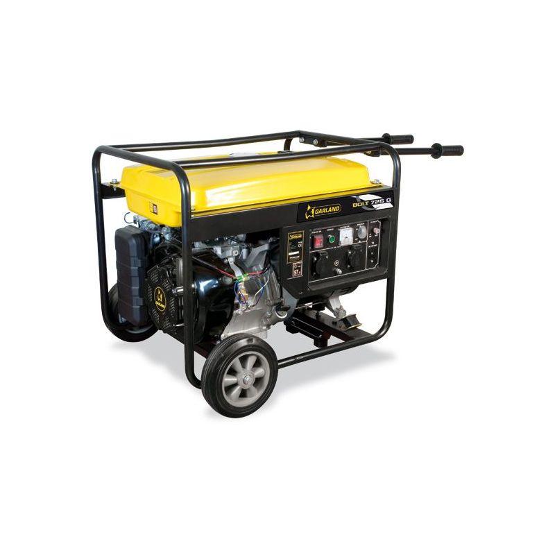 Generador gasolina 4kva garland bolt 725 q generadores - Generadores electricos de gasolina ...