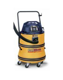 Aspirador industrial PC80 TP aspira polvo, desechos y líquidos