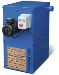 Aspirador para virutas de hierro AS 1400 (230 V) 840 m3/h