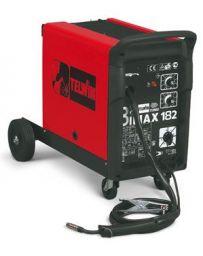 Soldadora Inverter de Hilo MIG/MAG/FLUX 170 amperios | Soldadoras Inverter eléctricas