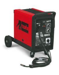 Soldadora Inverter de Hilo MIG/MAG 170 amperios | Soldadoras eléctricas Inverter