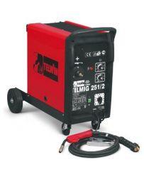 Soldadora Inverter MIG MAG de 250 amperios | Soldadoras inverter eléctricas