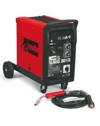 Soldadora inverter de Hilo MIG/MAG 270 amperios | Soldadoras inverter eléctricas
