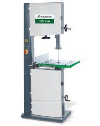 Sierras de cinta para madera 1,5Kw HBS 400
