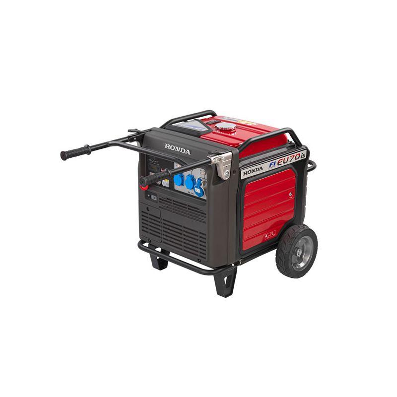 Generador honda inverter eu 70 isf de 6500w insonorizado for Generador electrico honda precio