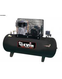 Compresor (400V) 5,5HP- 270 Lt.-10 BAR- 550Lt./ min.