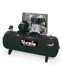 Compresor (400V) 7,5HP- 500 Lt.-10 BAR- 830 Lt./ min.