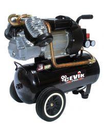 Compresor de aire de 3 CV y 25 litros | Compresores portátiles