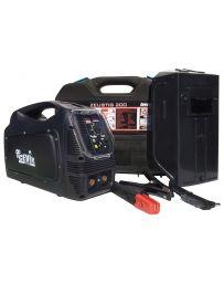 Soldadora Inverter TIG 200 amperios | Soldadoras eléctricas Inverter