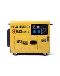 Generador Diesel 5000W Greencut Insonorizado Monofásico con ATS