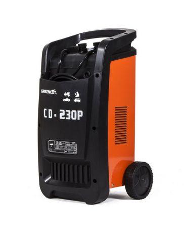 Cargador automático de baterías multifunción 12V/24V 230A