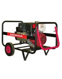 Generador Honda gasolina 5Kva arranque eléctrico trifásico | generador de luz
