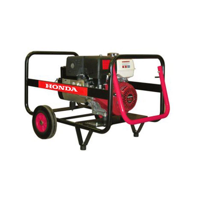 Generador honda gasolina 5000 w port til ultra silencioso - Generador de gasolina ...