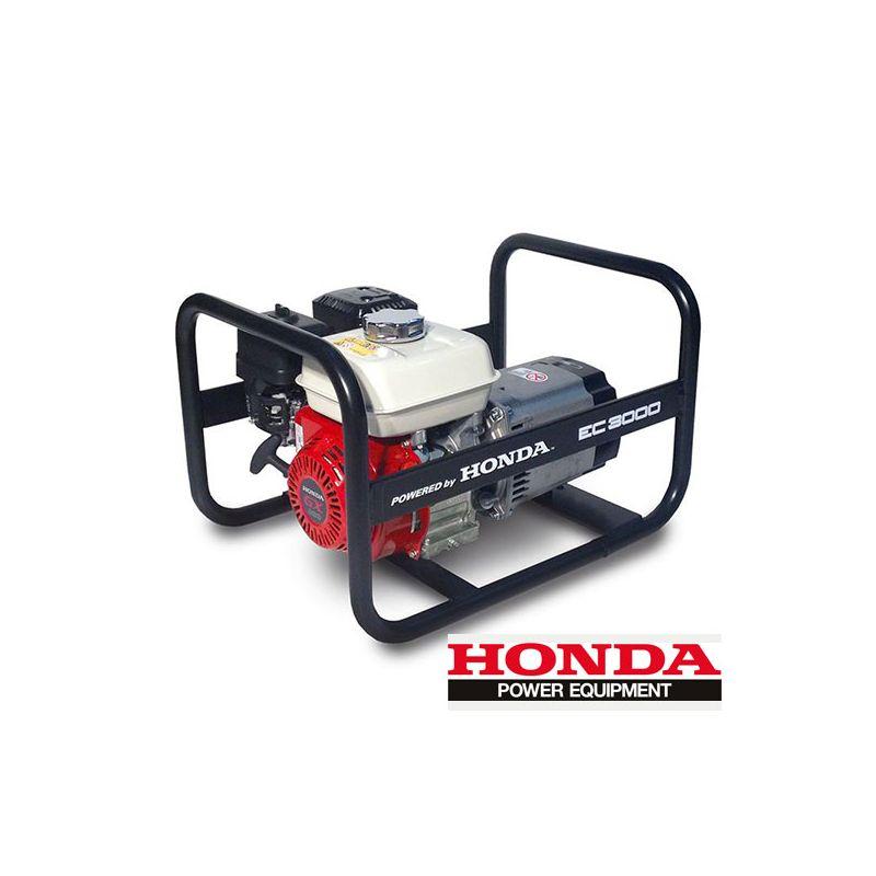 Generador honda gasolina ec3000 al mejor precio for Generador electrico honda precio