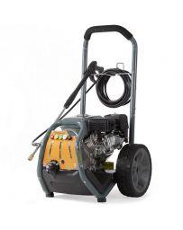 Hidrolimpiadora a gasolina con motor de 6,5 HP y 2800 PSI