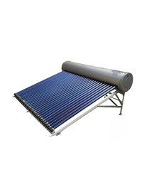 Calentador solar de agua Heat Pipe 120 litros winter (Estructura + panel + resistencia)