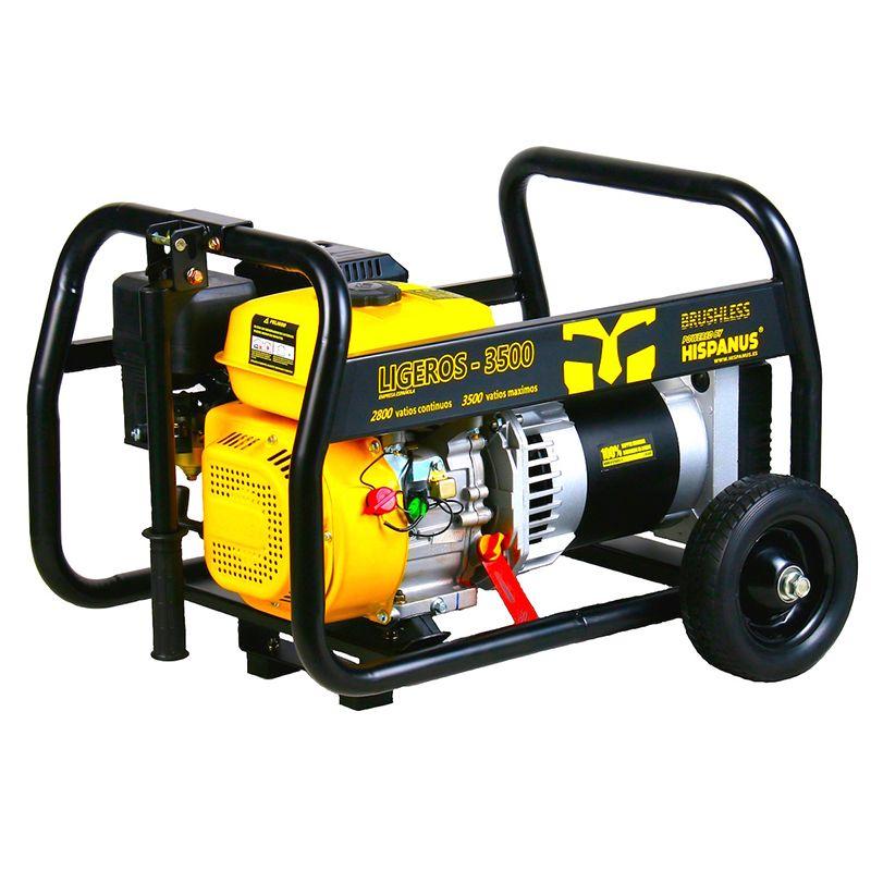 Generador gasolina ligeros 3500wp - Generadores electricos de gasolina ...