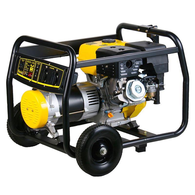 Generador gasolina ligeros 7500wp - Generador de gasolina ...