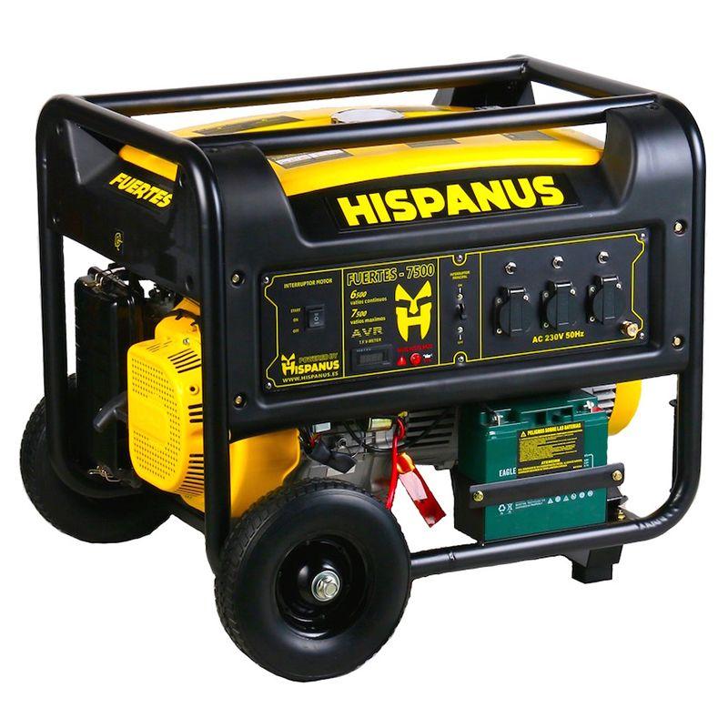 Generador gasolina fuertes 7500wp for Generador gasolina barato