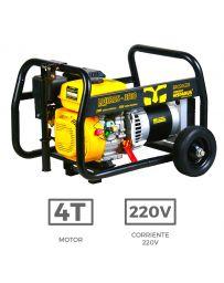 Generador Gasolina Ligeros 3500wp  | Generadores a gasolina