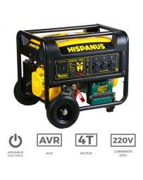 Generador Gasolina Fuertes 7500wp | Generadores a gasolina