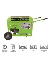 Generador eléctrico monofásico 10Kw | Generadores eléctricos