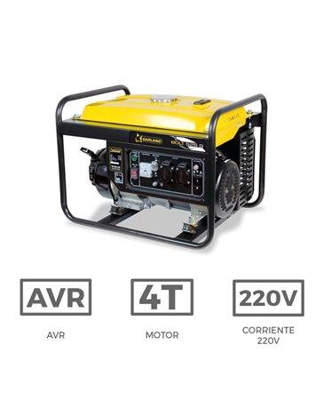 Generador gasolina 3 0 kva garland bolt 525 q - Generador de gasolina ...