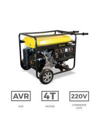 Generador Gasolina 5,5Kva Garland - BOLT 925 QG | Generadores electricos