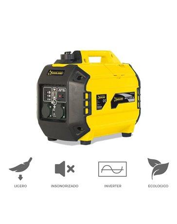 Generador Inverter 4T 2Kva Garland - BOLT 825 IQ   Generadores electricos