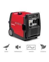 Generador inverter silenciosos e insonorizados for Generador electrico honda precio