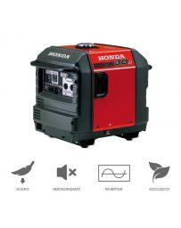 Generador Honda Inverter EU 30 de 3000W insonorizado | Generadores electricos