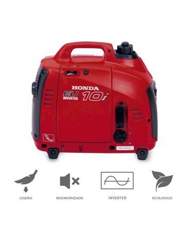 Generador Honda Inverter EU 10 de 1000W insonorizado   Generador portátil