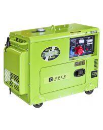 Genererador Trifásico 7,2kva Insonorizado | Generadores Diesel