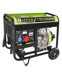 Generador Trifásico 7,2kva Abierto | Generador Diesel