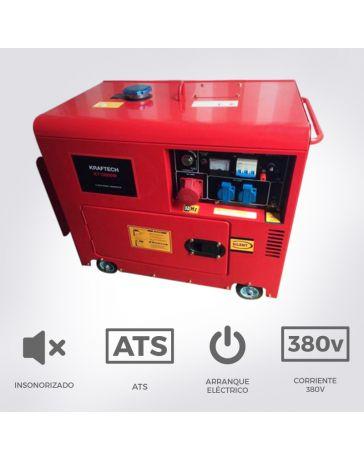 Generador Diesel Trifásico 7,5 kva | Generadores Diesel