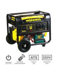 Generador Gasolina Fuertes 6000wp  | Automático y ATS