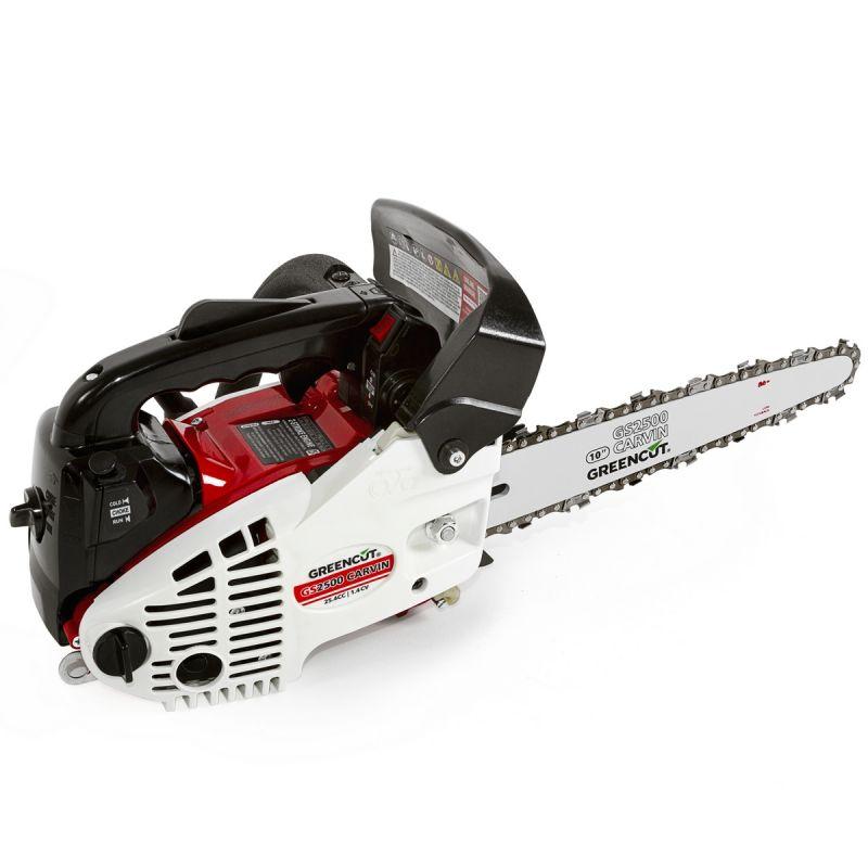 Motosierra a gasolina de 25 4cc con espada 10 comprar ya for Precio de motosierra
