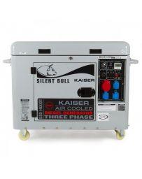 Generador 13Kw Insonorizado Kaiser Silent Bull PRO | Grupos Electrógenos