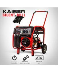 Generador eléctrico 3000w Kaiser Bull | gasolina Monofásico