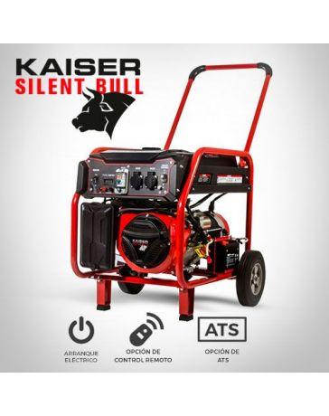 Generador 3000w Kaiser Bull |Generador Eléctrico