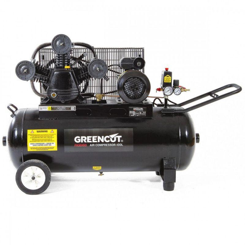 Compresor de aire comprimido de 3cv y 350litros comprar ya - Compresor de aire precios ...