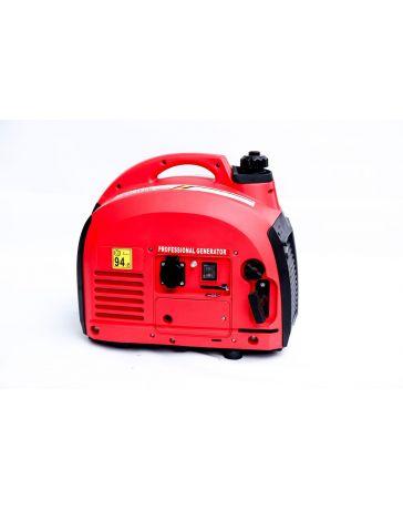 Generador eléctrico Inverter 1800w   2 TIEMPOS
