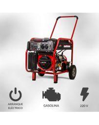 Generador eléctrico monofásico gasolina 8200W