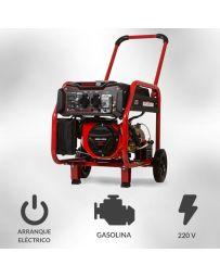 Generador eléctrico gasolina 3500w monofásico | Generadores eléctricos