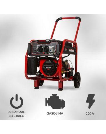 Generador eléctrico gasolina 3500w monofásico